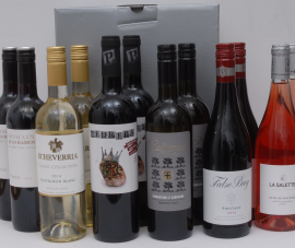 Sélection Classique 12 Bottle Case