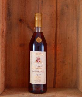 1977 Vintage Armagnac bottle Collection Carrere