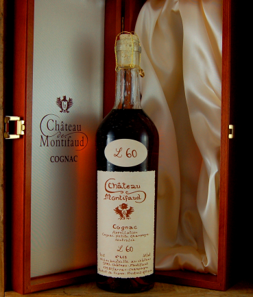 Chateau Montifaud Heritage Grand Cru 60 year old Cognac
