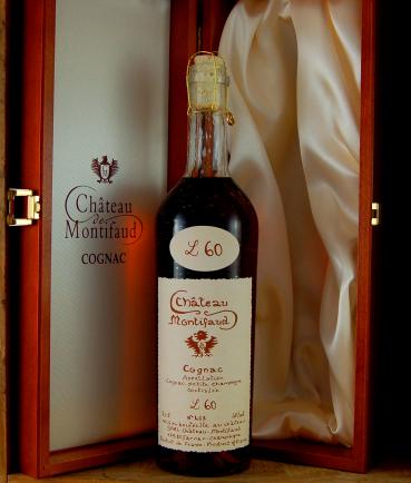 Chateau Montifaud Heritage Grand Cru 60 year old Cognac