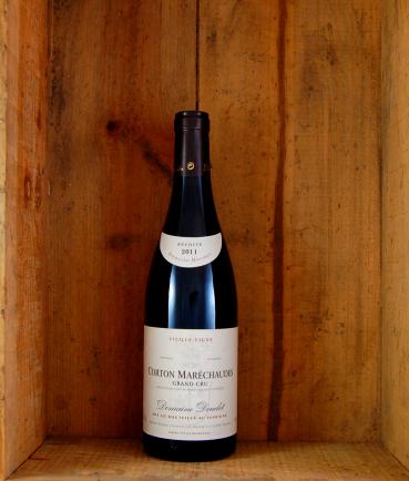 Corton Marechaudes Grand Cru, Domaine Doudet-Naudin 2011