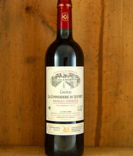 Chateau la Commanderie de Queyret, Bordeaux Superieur 2014