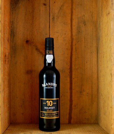Blandy's Malmsey Rich 10 Years Old Madeira 50cl