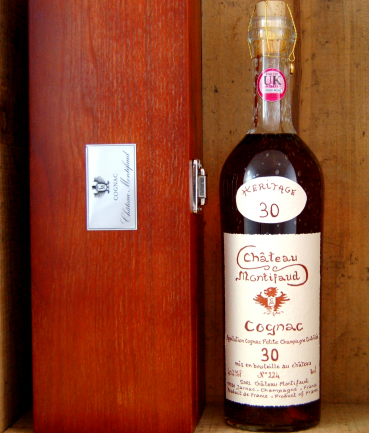 Chateau Montifaud Heritage  30 year old Cognac