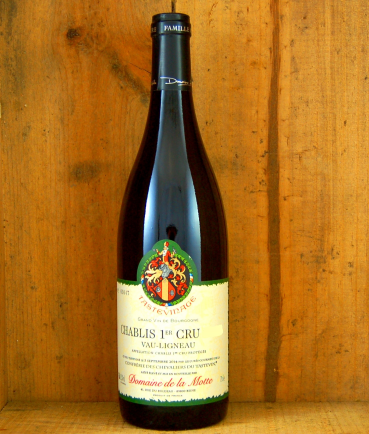 Chablis Premier Cru Beauroy 2014/15  , Domaine de la Motte
