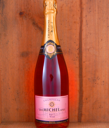 Champagne Jose Michel Rose Brut