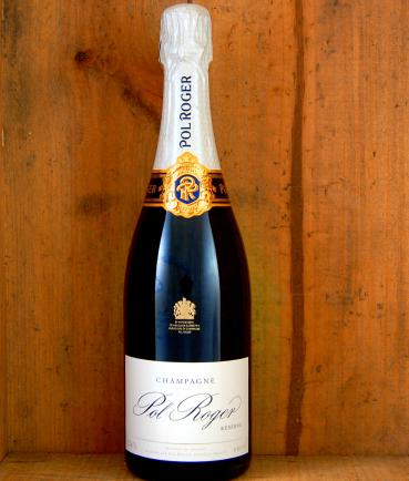 Champagne Pol Roger Brut Reserve Magnum