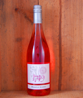 Cabernet d'Anjou Rose 1749, 2016