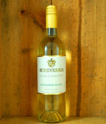 Echeverria Sauvignon Blanc 2017