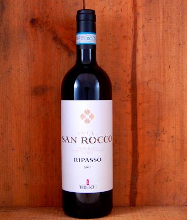 Tedeschi San Rocco Ripasso Valpolicella DOC Superiore 2014