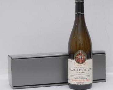 Gift Boxed Chablis Premier Cru, Domaine de la Motte