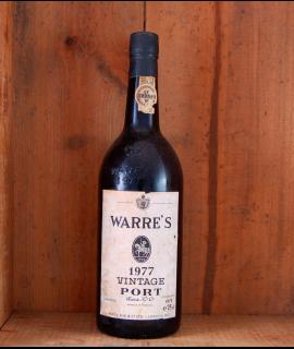 Warres 1977 Vintage Port