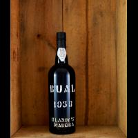 1958 Blandy's Vintage Bual Madeira