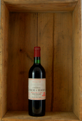 1975 Chateau Lynch Bages