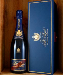 Champagne Pol Roger Sir Winston Churchill 2004