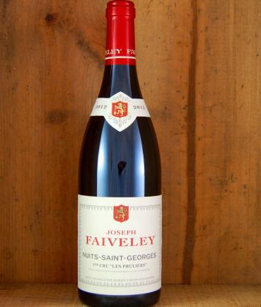 Domaine Faiveley Nuits Saint Georges 1er cru 'Les Pruliers' 2012