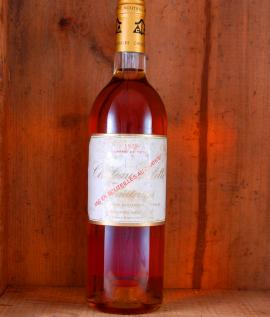 Sauternes, Chateau Gilette, Creme de Tete 1979