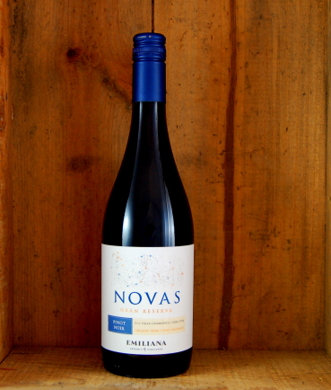 Novas Gran Reserva Pinot Noir, Casablanca Valley , Chile 2016