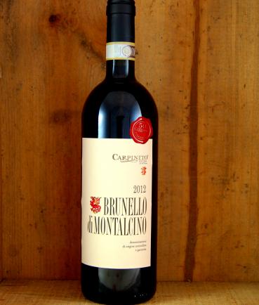 Carpineto Brunello di Montalcino 2012