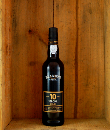 Blandy's Sercial Dry 10 Years Old Madeira 50cl