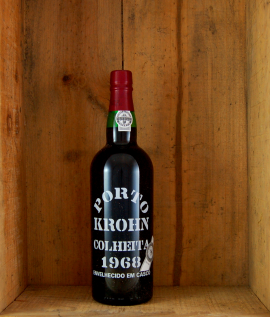 1968 Krohn Colheita Vintage