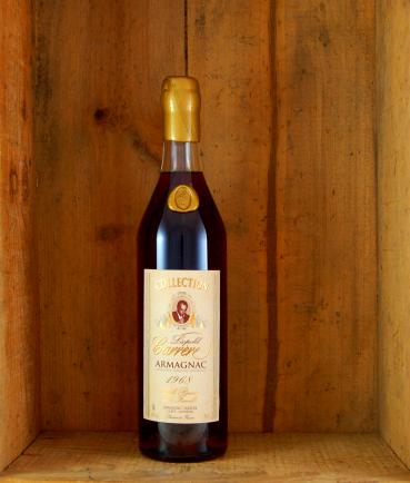 1968 Vintage Armagnac Leopold Carrere