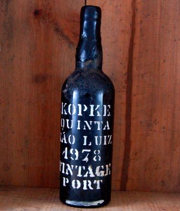 1978 Vintage Port Kopke