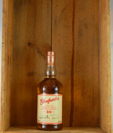 Glenfarclas 10 Year Old Whisky