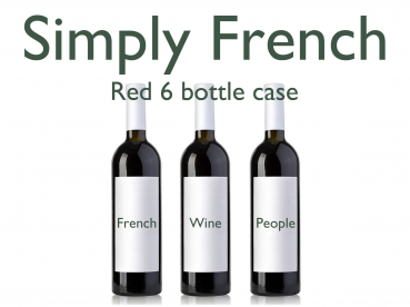 French Mixed Red 6 Bottle Case