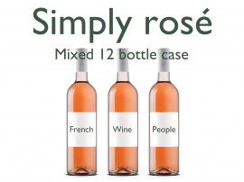 Simply Rosé 12 Bottle Case