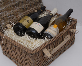 Le Grand Tour 3 Bottle Hamper