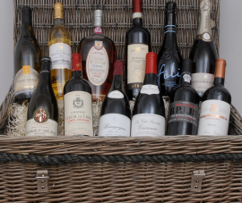 Sélection Exceptionnelle 12 Bottle Hamper