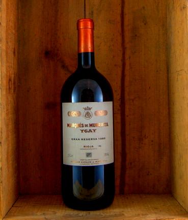 Marques de Murrieta Gran Reserva Rioja 1980 MAGNUM 150cl