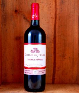 Bordeaux Superieur, Chateau des Joualles 2015