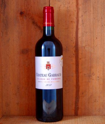 Lalande de Pomerol, Chateau Garroud, 2015