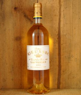 Sauternes, Chateau Rieussec, Premier Cru classe 2004