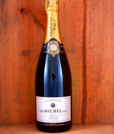 Champagne Jose Michel Brut