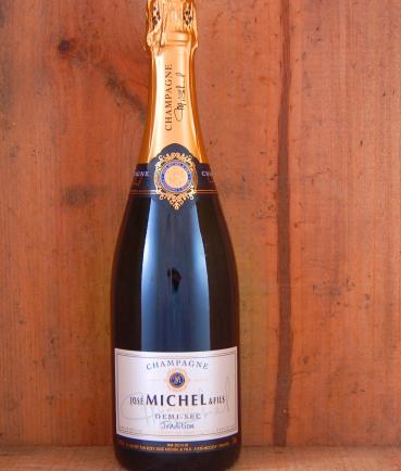 Champagne Jose Michel Demi-Sec