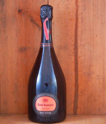 Champagne Dom Ruinart Vintage Rose 1990