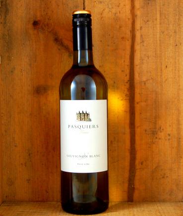 Pasquiers Sauvignon Blanc 2016/17