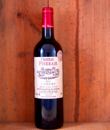 Cahors Domaine Pineraie,