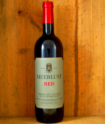 Meerlust Red 2013