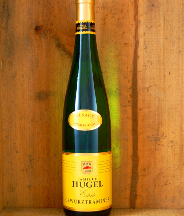 Hugel Estate Gewurztraminer 2014