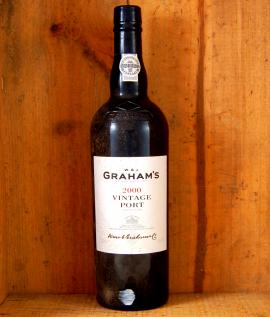 Grahams 2000 Vintage Port