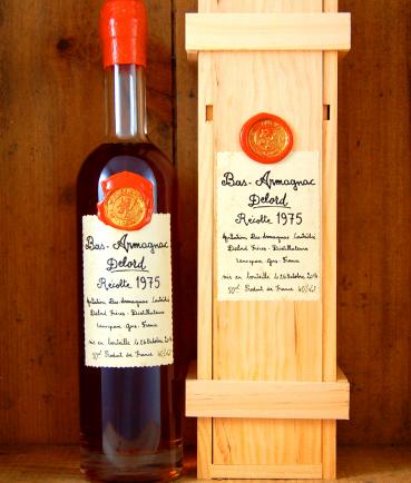 1975 Delord Armagnac