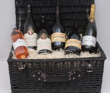 Sélection Exceptionnelle 6 Bottle Hamper