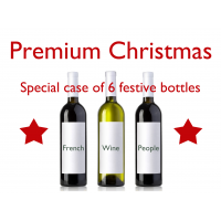 Premium Christmas 6 bottle case