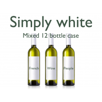 Mixed Whites 12 Bottle Case
