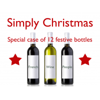 Simply Christmas 12 Bottle Case