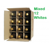 Mix Whites Pack 12 bottles #StaySafe Special